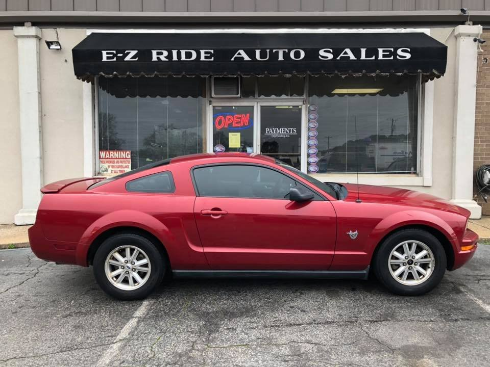 Ez Ride Auto >> E Z Ride Auto Sales 2009 Ford Mustang Pictures Muscle
