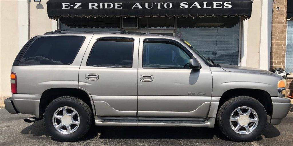 Ez Ride Auto >> E Z Ride Auto Sales 2002 Gmc Yukon Pictures Muscle